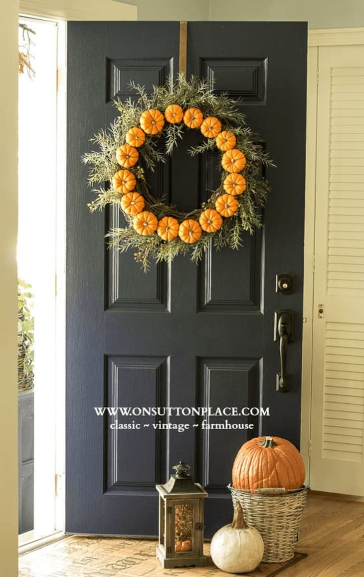 38 Fun Fall Decorating Ideas How To Add An Autumn Decor Vibe To Your Home Apartment Therapy