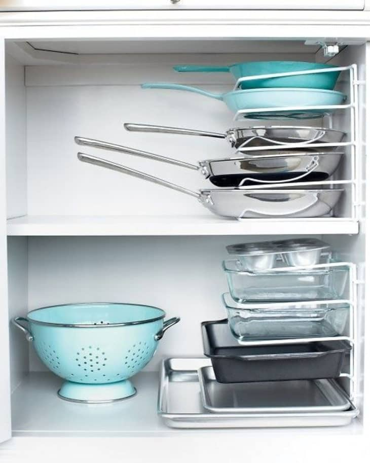 10 Ways To Get More Storage Out Of Your Kitchen Cabinets Kitchn