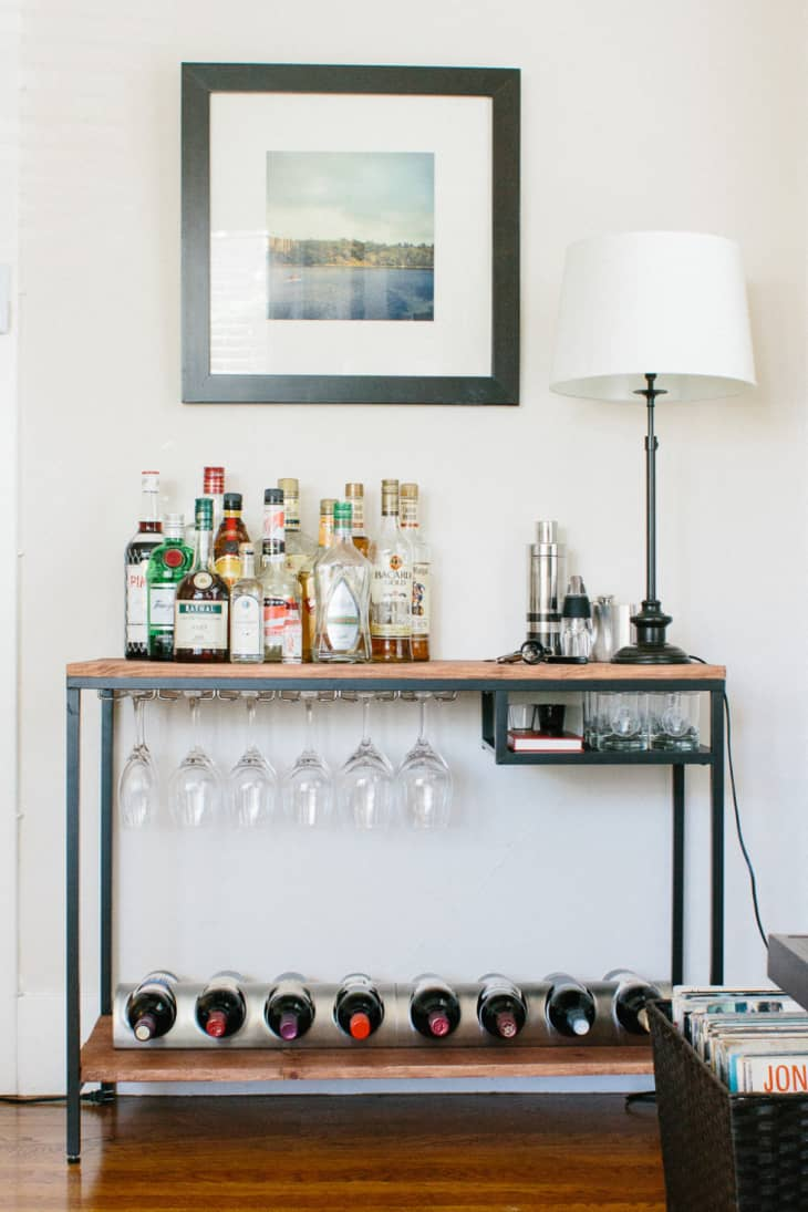 Ikea Bar Cart Projects And Hacks Apartment Therapy