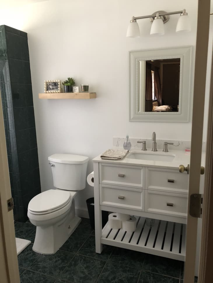 Cheap Bathroom Remodel Ideas That Look Expensive Apartment Therapy