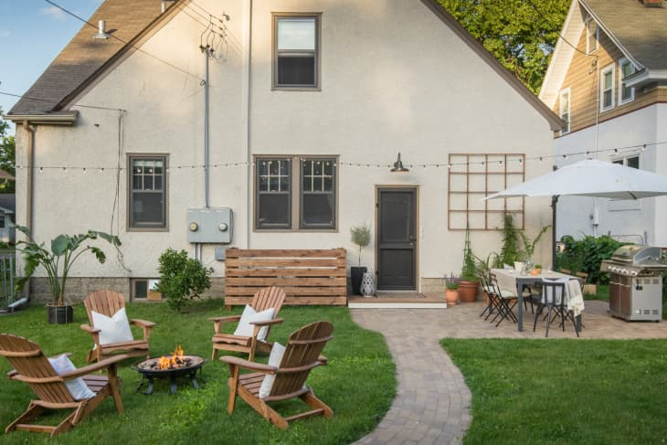 Before & After: Backyard Design Project Reveal | Apartment ...