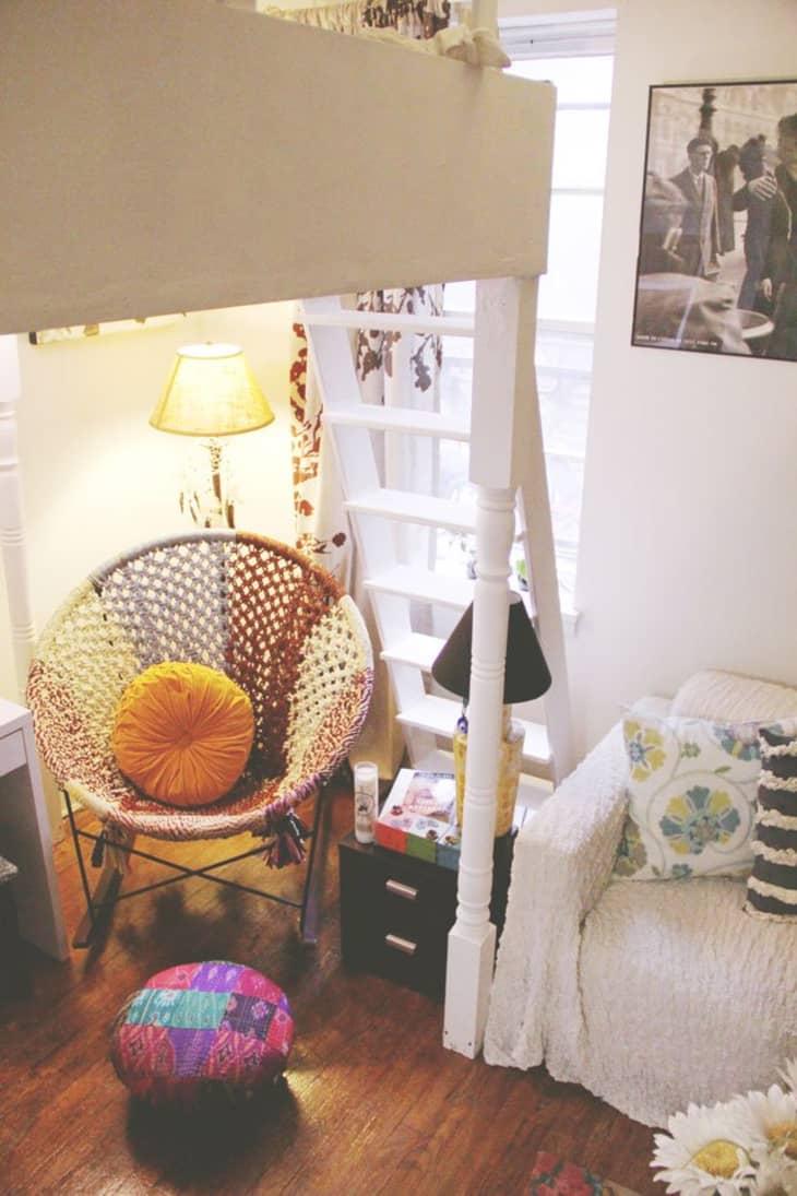 Faye's Tiny New York Bohemian Studio | Apartment Therapy