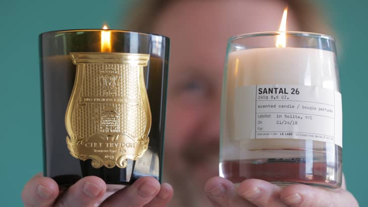 Best Scented Candles Best Smelling Candles By Budget Apartment Therapy