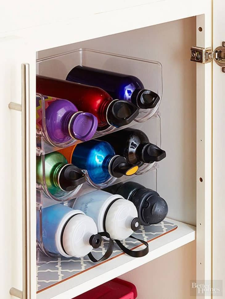 A Dozen Non Boozy Ways To Use A Wine Rack In Every Room Of The House Apartment Therapy