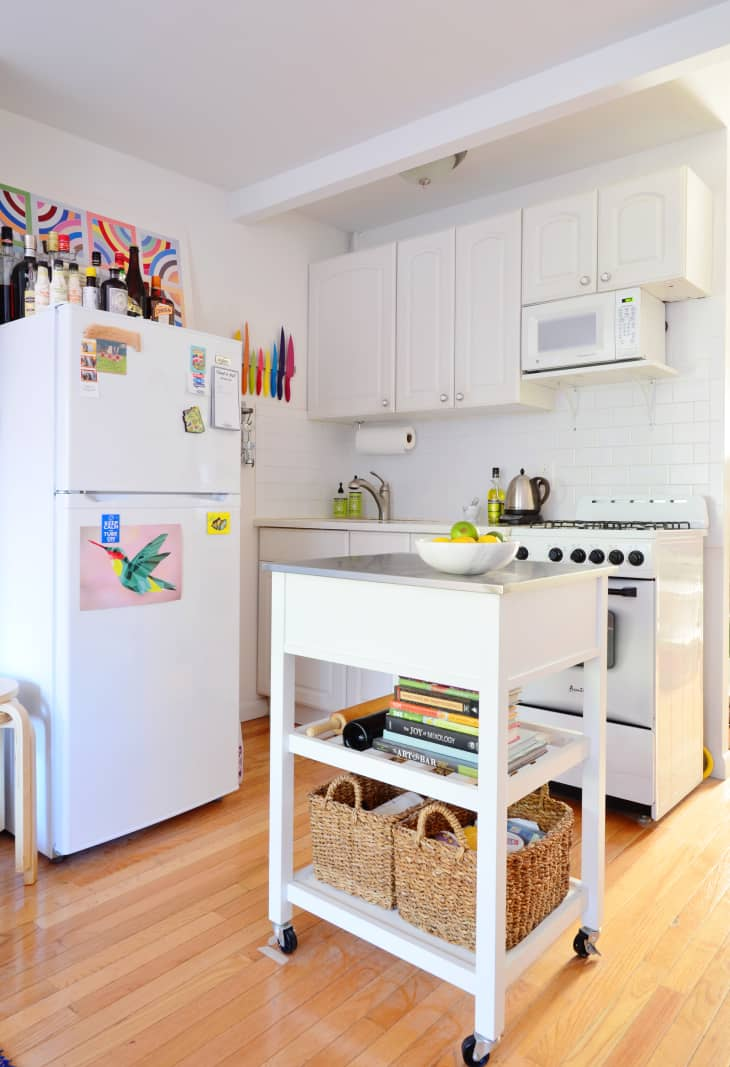21 Best Small Kitchen Storage & Design Ideas | Kitchn