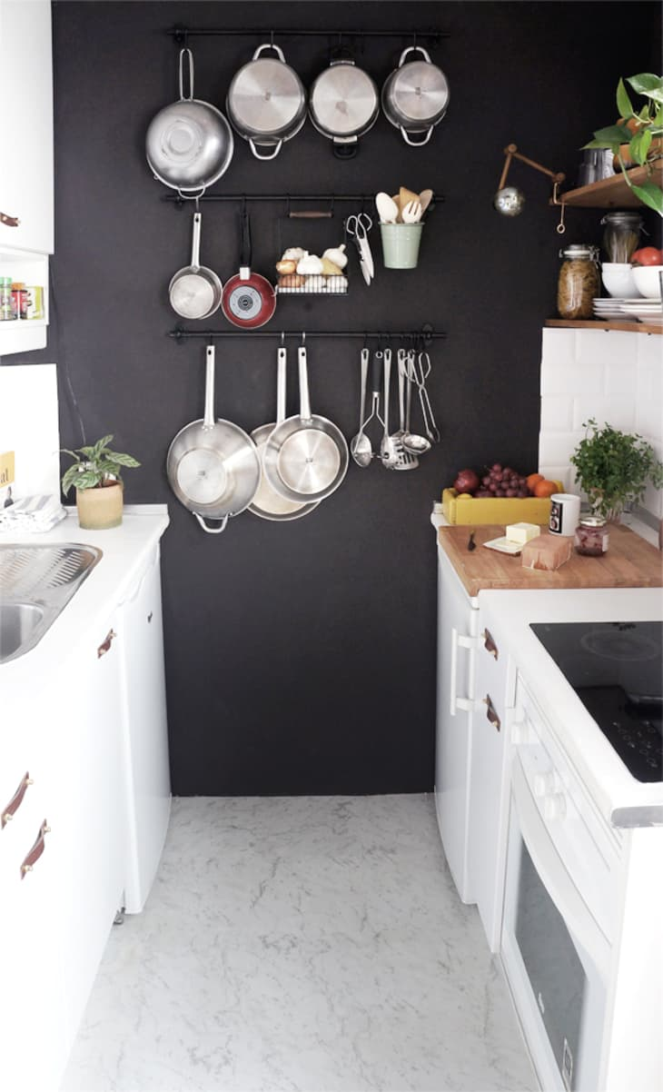 5 Super Smart Solutions For Small Kitchen Woes Apartment Therapy