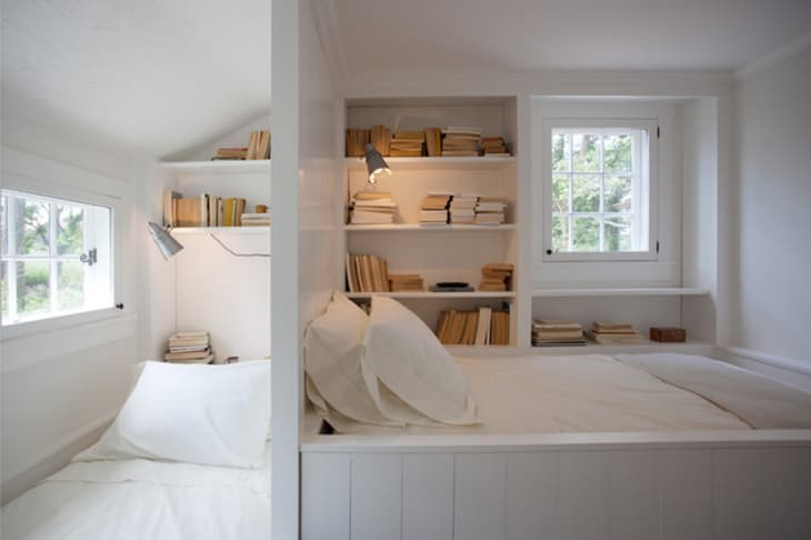 9 Cozy Bed Nooks - Alcove Beds Ideas for Small Bedrooms ...
