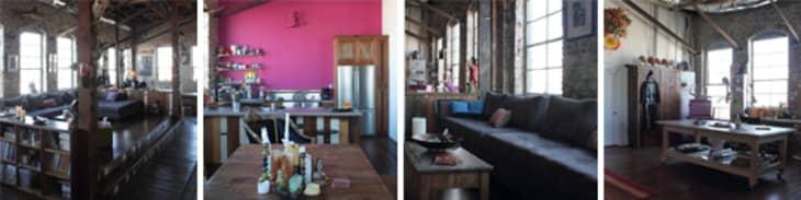 Design Star Antonio Ballatore S Downtown Loft Apartment Therapy