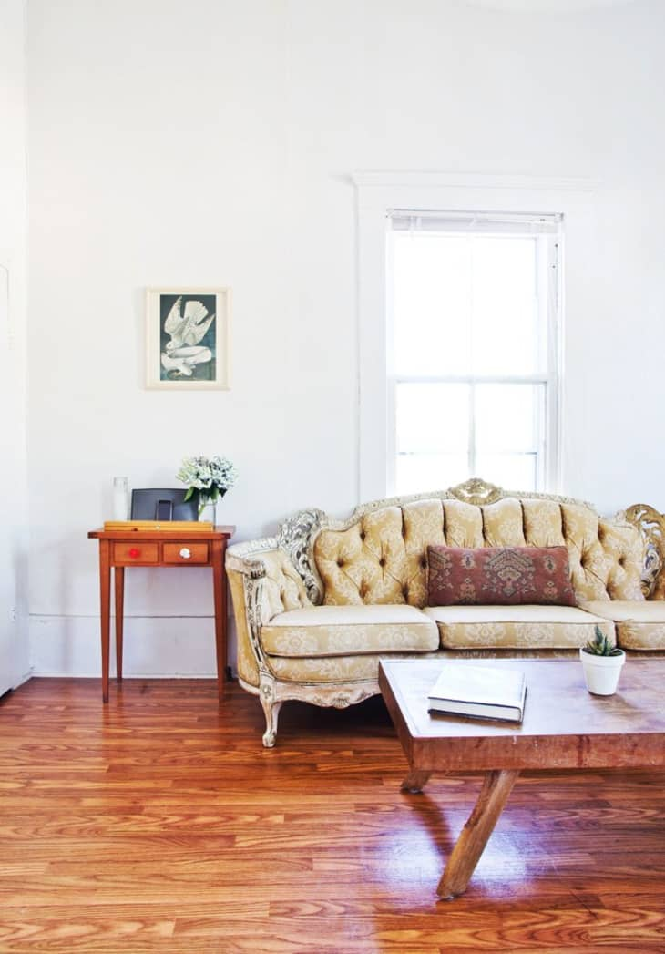 9 Rugless Rooms That Rock Apartment Therapy