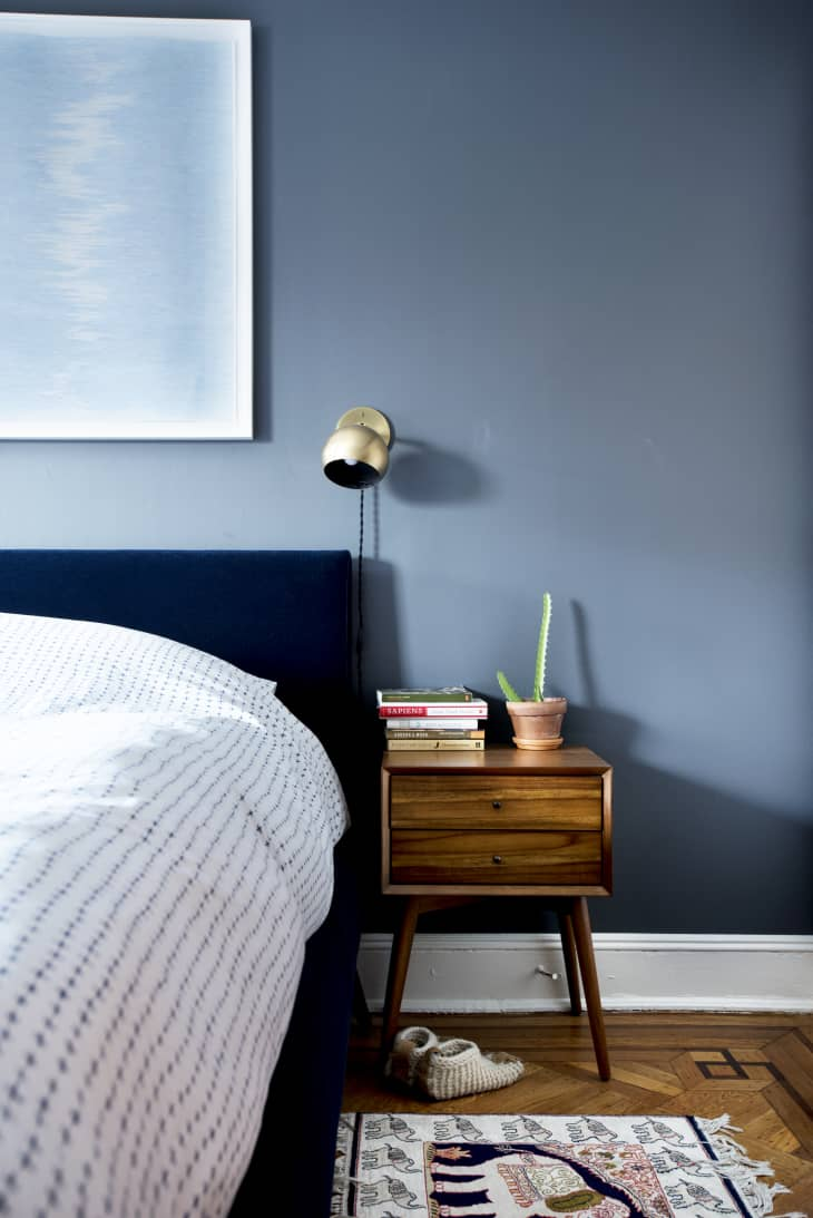 Image of: Paint Colors For Small Bedrooms Apartment Therapy