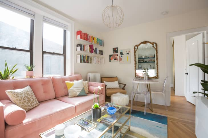 The 7 Best Living Room Decorating Tips According To Apartment Therapy Readers Apartment Therapy
