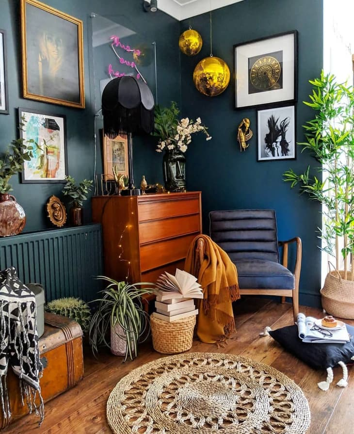 Bold And Eclectic Home Decor Styling Ideas Apartment Therapy