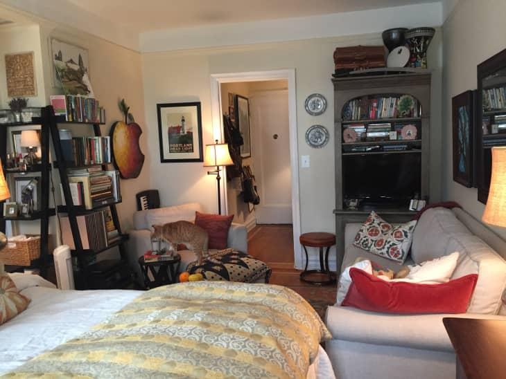NYC Studio Apartment Storage Hacks and Ideas | Apartment ...