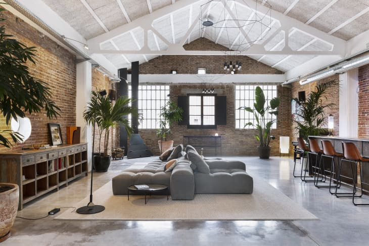 What Is Industrial Style Industrial Home Design Explained Apartment Therapy