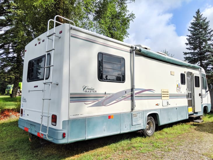 RV Renovation For a Big Family   Kitchn