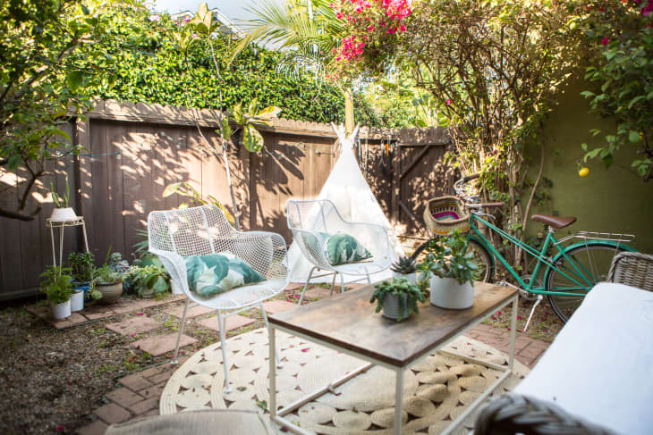 7 Creative Ideas To Make An Outdoor Oasis For Kids This Summer Apartment Therapy