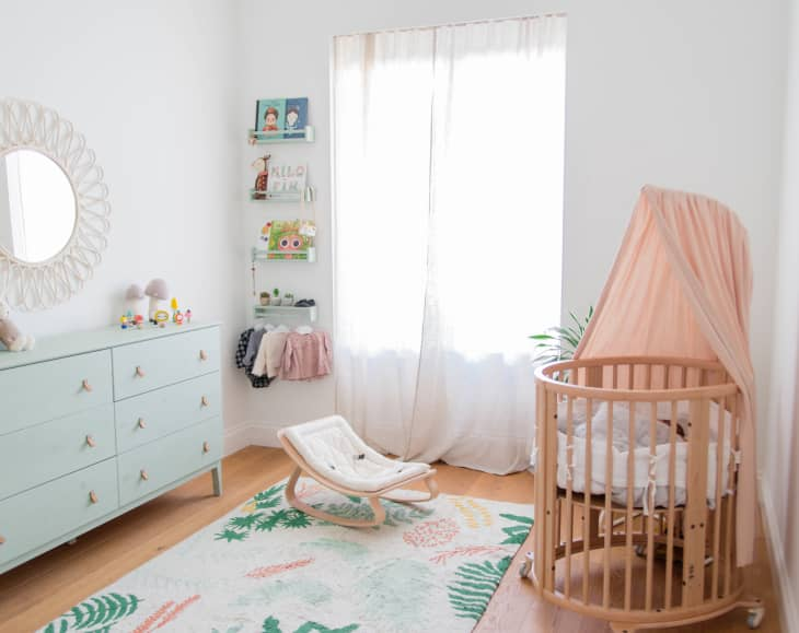 15 Cute Baby Nursery Ideas How To Decorate A Baby S Room Apartment Therapy