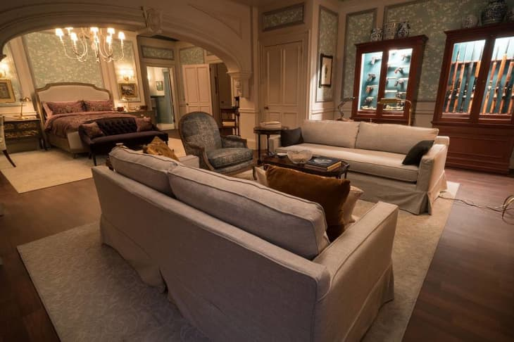 The Good Fight Set Decor Design Apartment Therapy