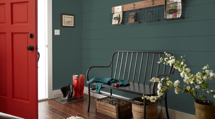 Auto Paint Colors >> Joanna Gaines' new paint color 1905 green just launched ...
