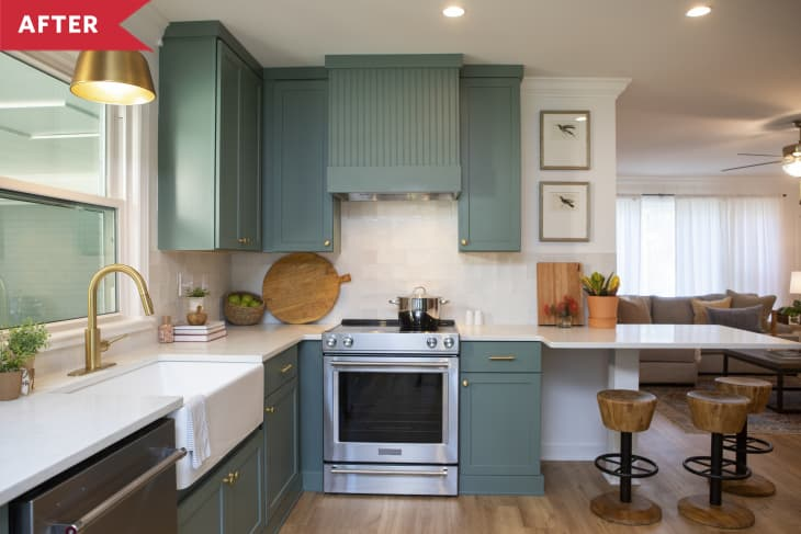 Hgtv Home Town Takeover Renovation For Family Of 6 Apartment Therapy