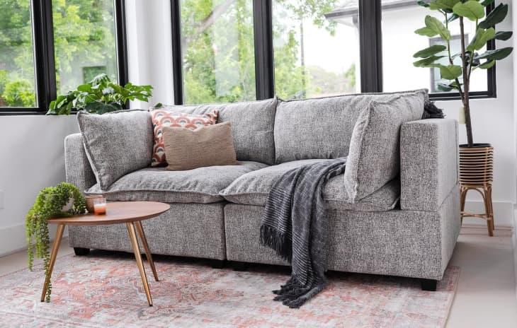 """产品形象:84""""科娃沙发"""