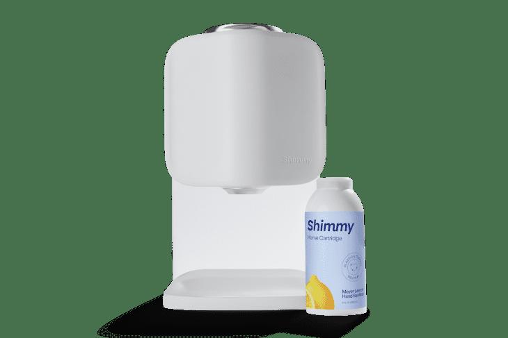 产品形象:Shimmy Home