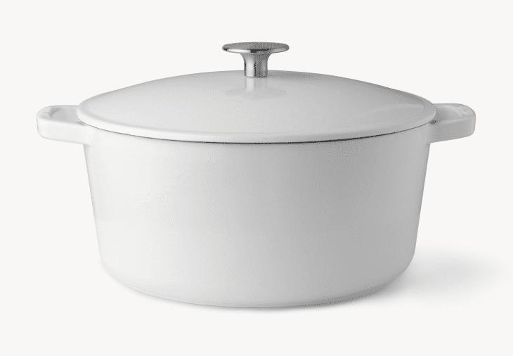 产品形象:经典的5.5夸脱荷兰烤箱