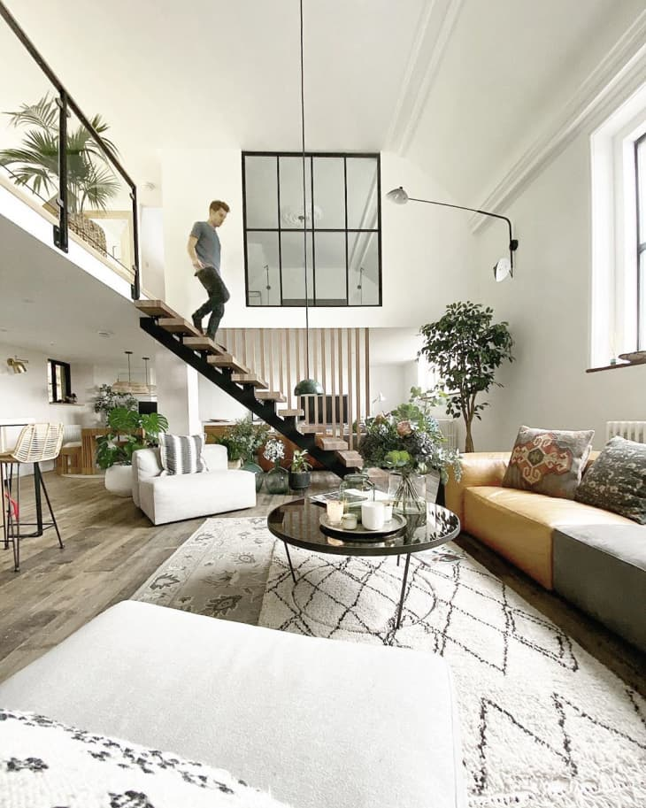 These Stylish Rooms Will Make You Want An Interior Window Apartment Therapy