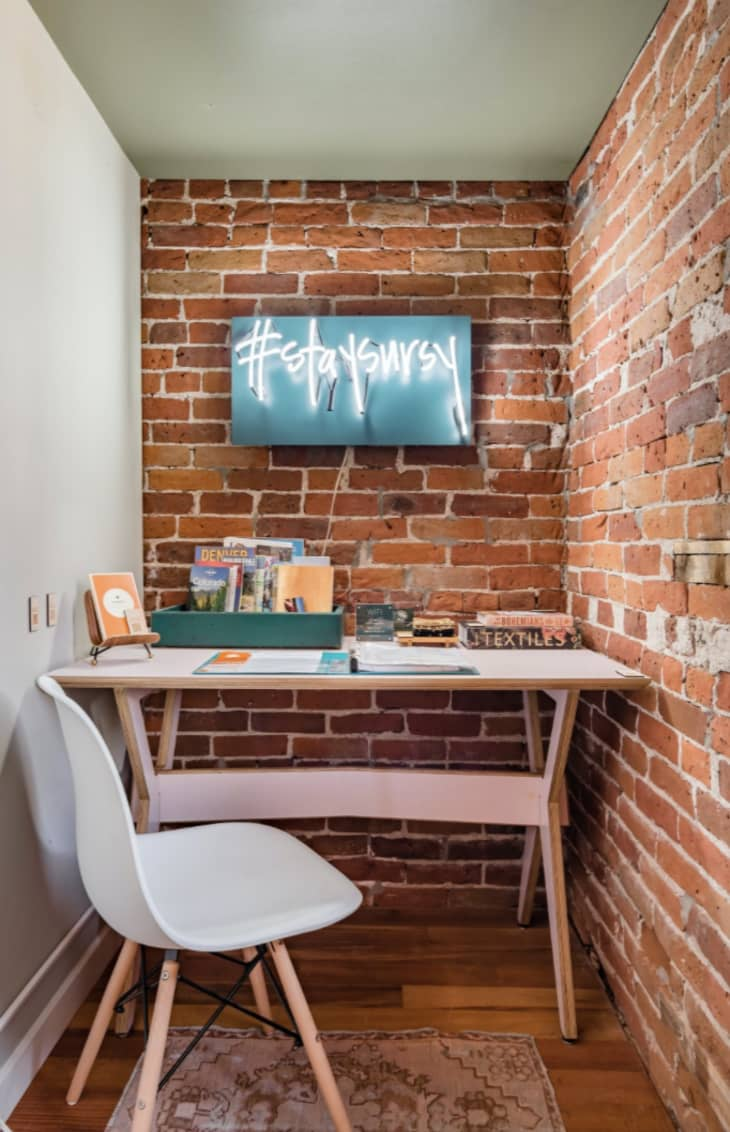 This Shoppable Small Space Airbnb Rental Has the Best ...
