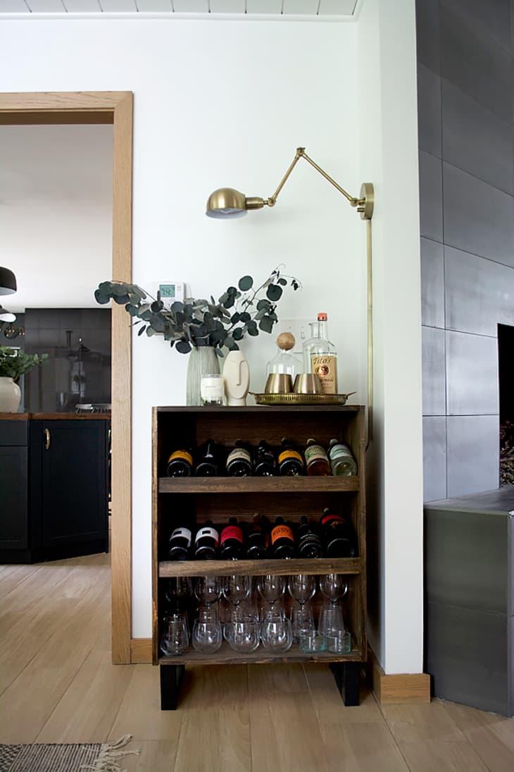 15 Stylish Diy Wine Racks Apartment Therapy