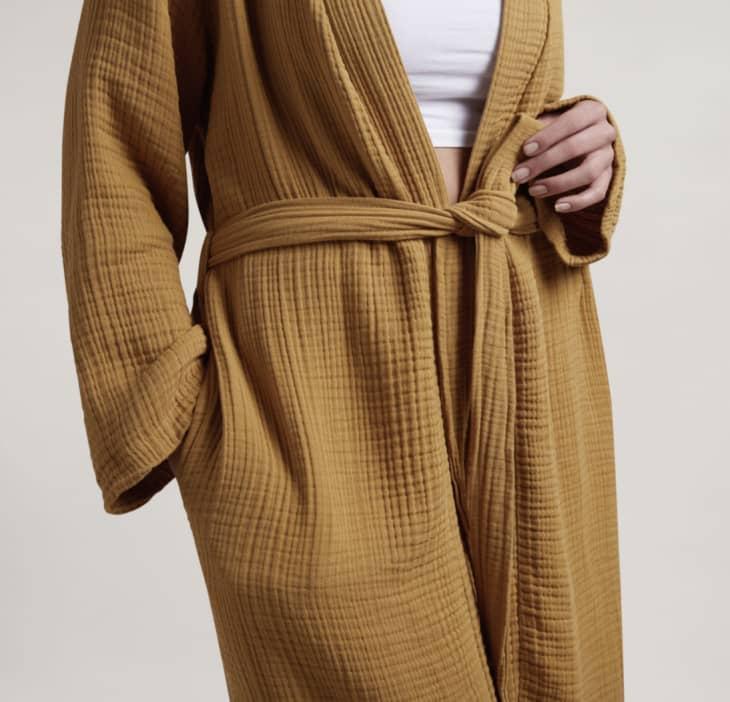 产品图片:云棉长袍