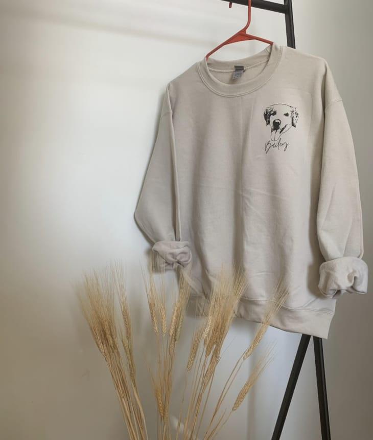 产品图片:定制宠物毛衣
