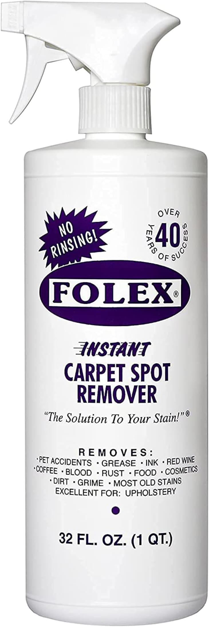 产品图片:FOLEX即时地毯污点去除剂,32盎司