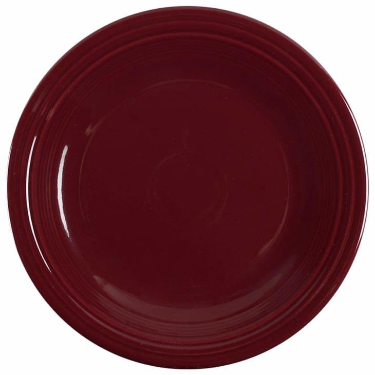 产品图片:Claret的Fiestaware餐盘
