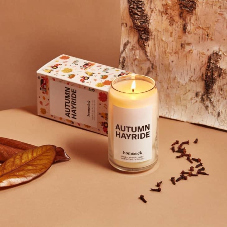 产品图片:秋草蜡烛