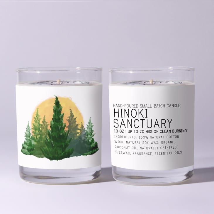 产品图片:日野圣殿蜡烛