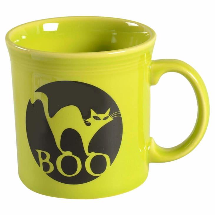 产品图片:Fiestaware Java Mug Boo Cat
