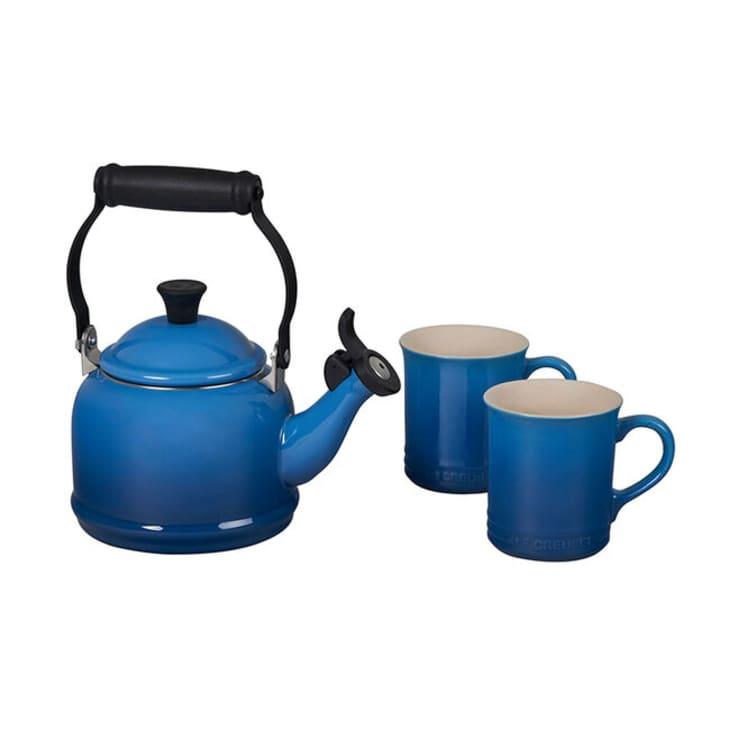 产品图片:半水壶和马克杯套装