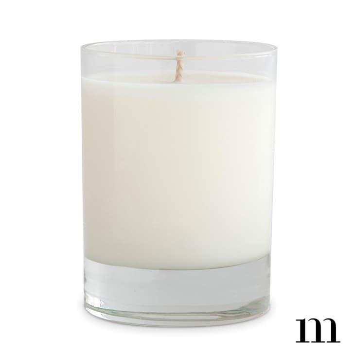 产品图片:圆柱形大豆蜡烛-10盎司。