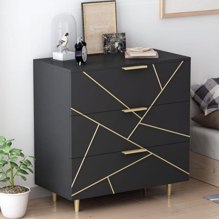 产品形象:Mikolo 3抽屉储物柜