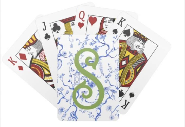 产品图片:花押字扑克牌