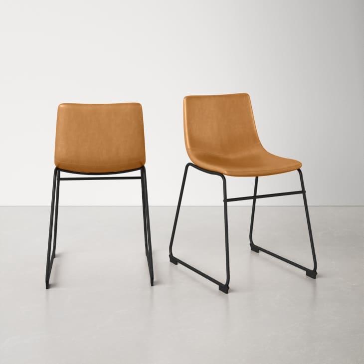产品图片:蒙特利尔软垫餐椅(2件套)
