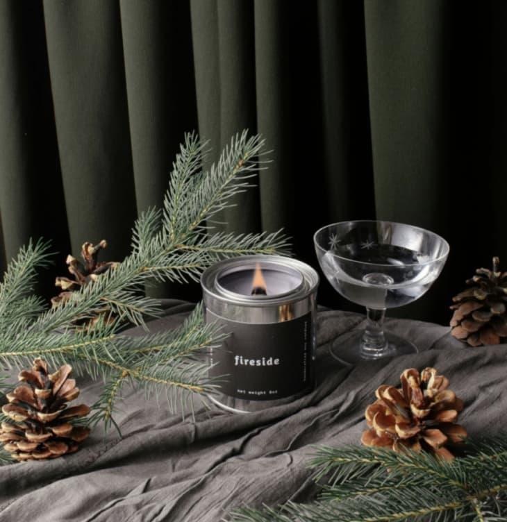 产品图片:炉边蜡烛
