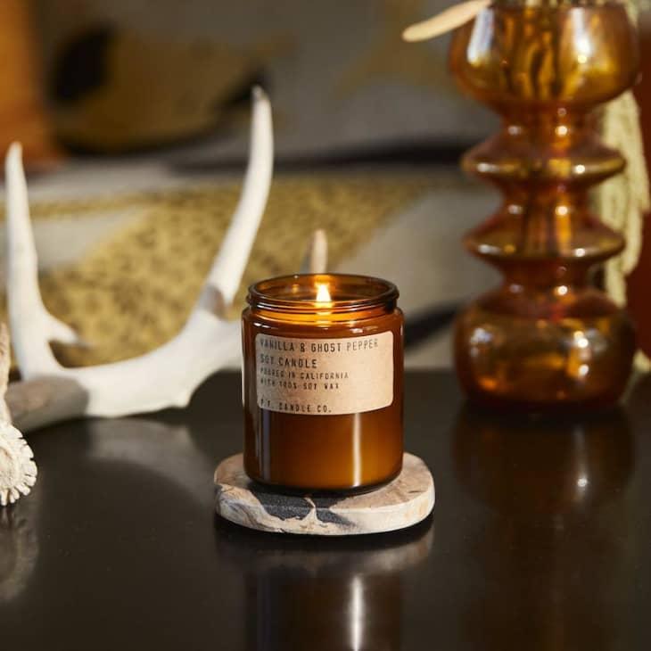 产品图片:香草和鬼魂胡椒蜡烛