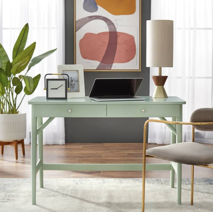 产品形象:Simple Living Vera Mid-Century Desk