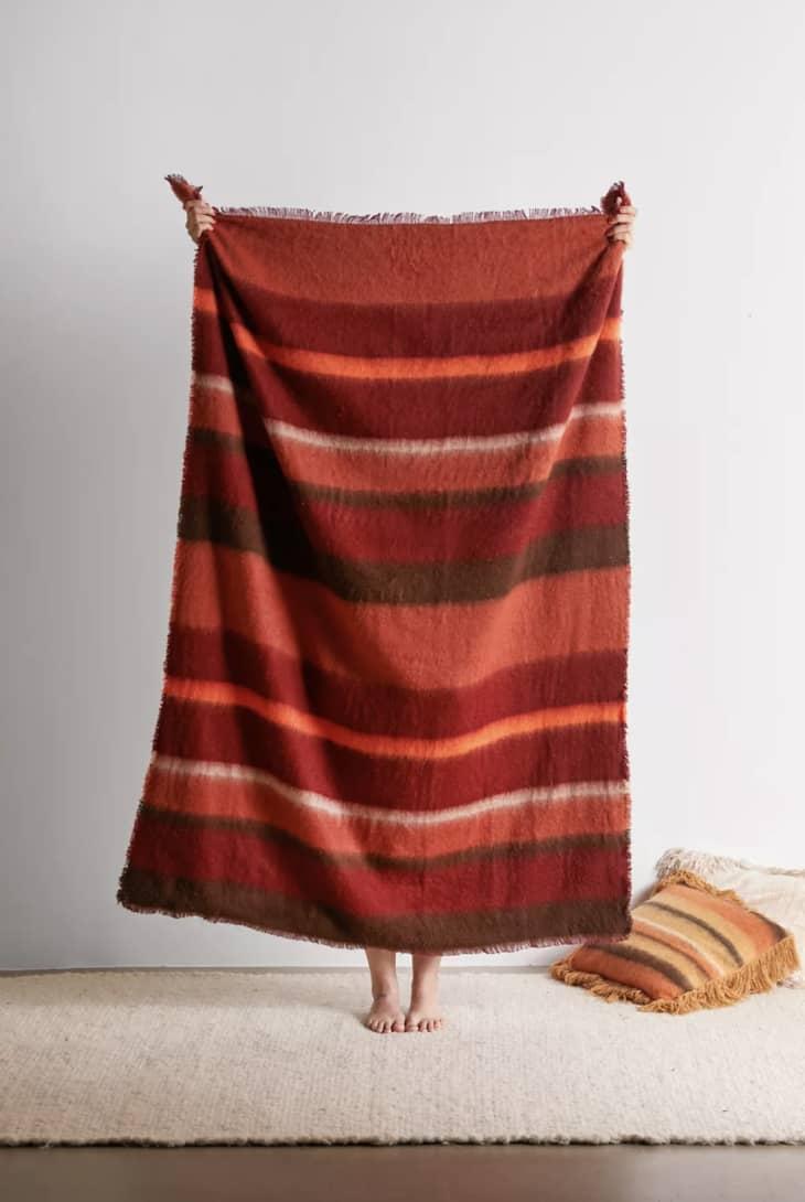 产品形象:玛莎拉丝毛毯