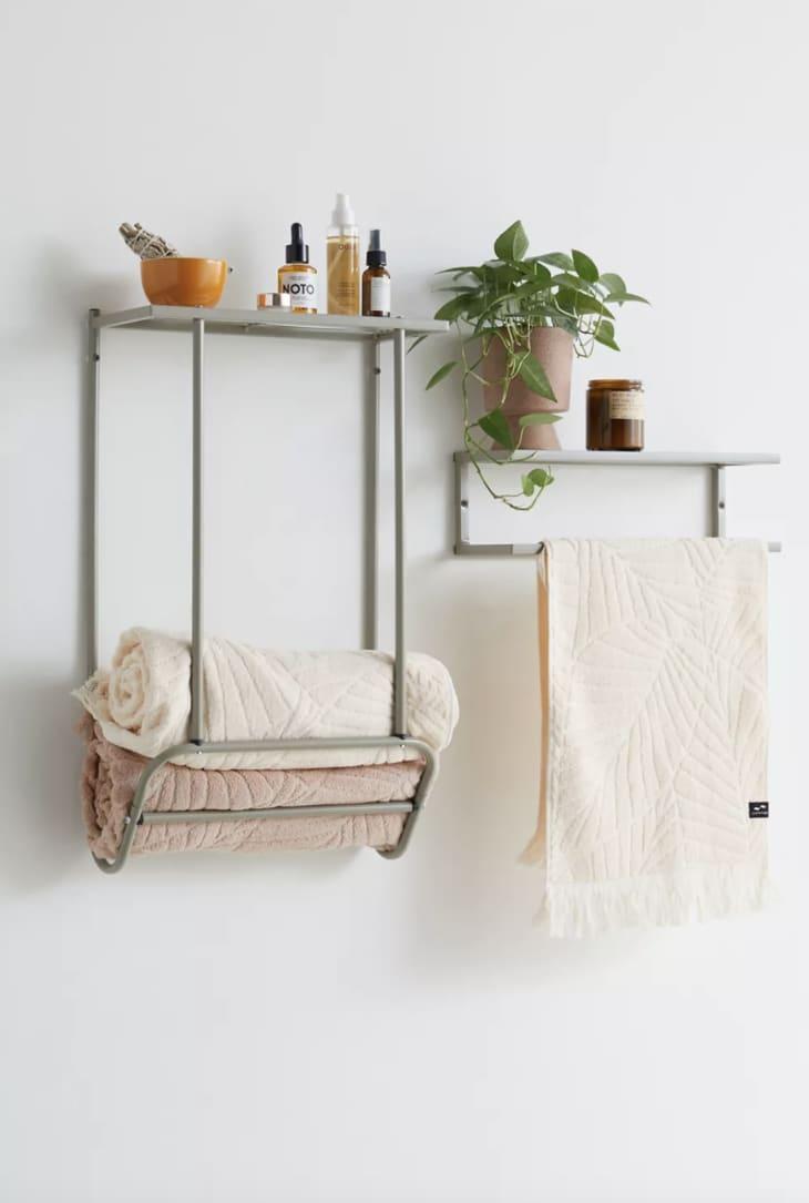 产品图片:钢浴室墙壁架