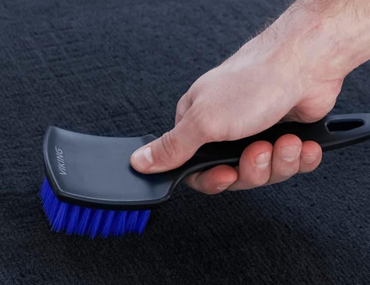 产品形象:维京地毯和室内装饰清洁刷