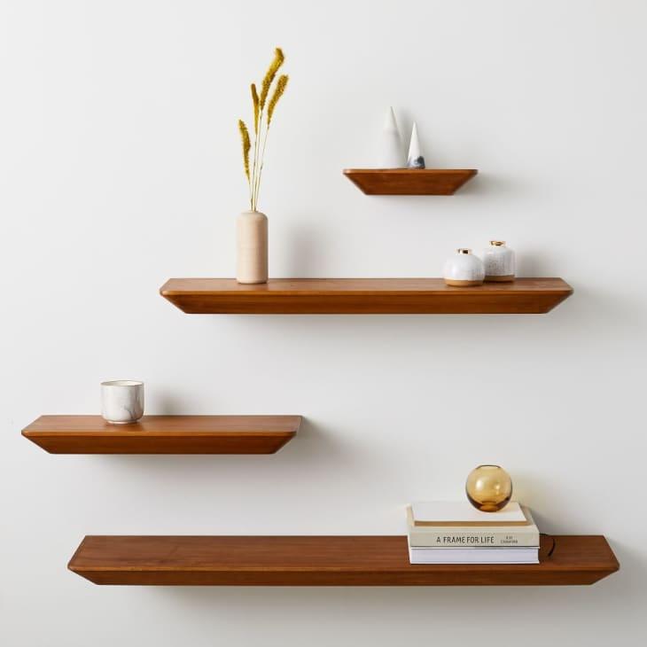 产品形象:West Elm Slim Floating Shelf, 2英尺