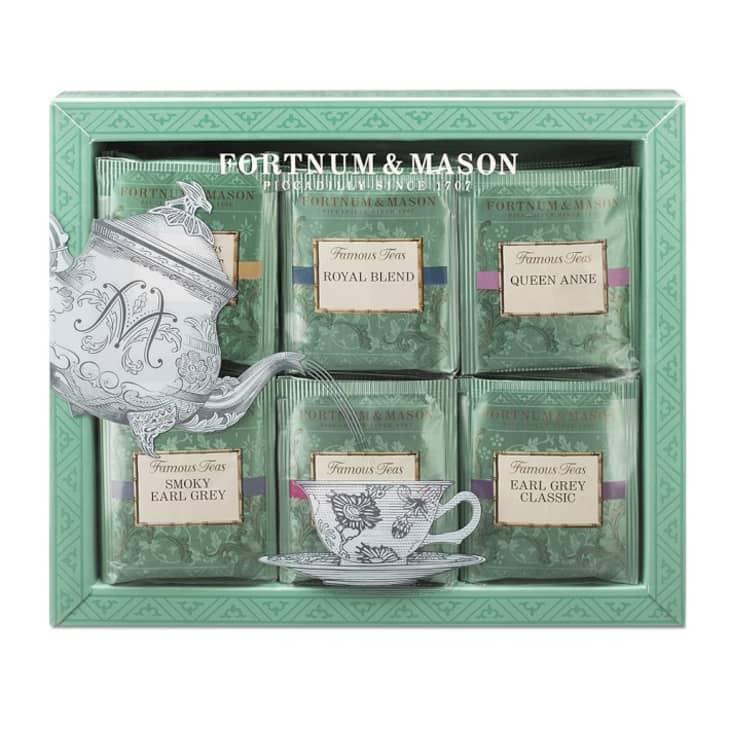 产品形象:Fortnum&Mason著名茶包组合